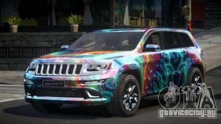 Jeep Grand Cherokee SP S1 для GTA 4