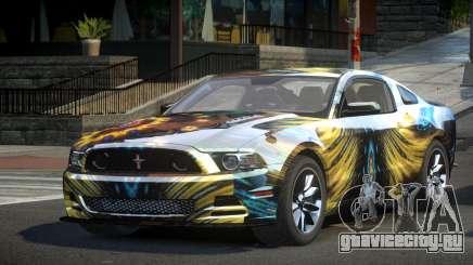 Ford Mustang GST-U S1 для GTA 4