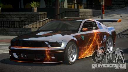 Ford Mustang GS-U S6 для GTA 4