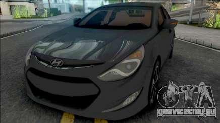 Hyundai Sonata Hybrid 2014 для GTA San Andreas