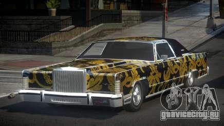 Lincoln Continental 70S S6 для GTA 4