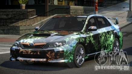 Subaru Impreza GST-R S4 для GTA 4