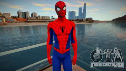 Spidey Suits in PS4 Style v8 для GTA San Andreas