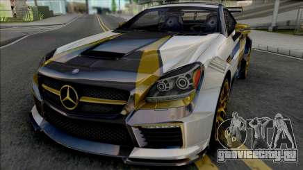 Mercedes-Benz SLK 55 AMG Special Edition для GTA San Andreas