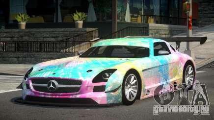 Mercedes-Benz SLS GT-I S3 для GTA 4