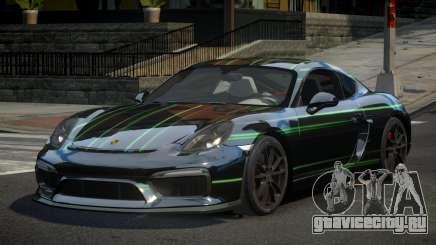 Porsche 718 BS-U S9 для GTA 4