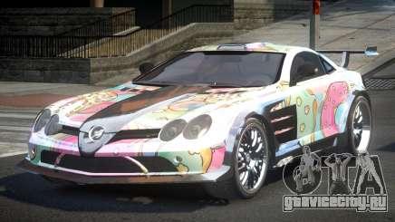 Mercedes-Benz SLR US S5 для GTA 4