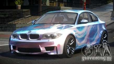 BMW 1M E82 US S8 для GTA 4