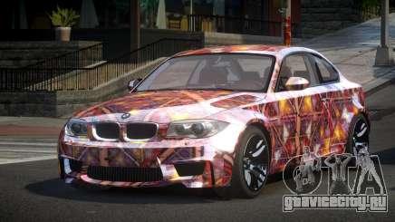 BMW 1M E82 US S6 для GTA 4