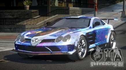 Mercedes-Benz SLR US S7 для GTA 4