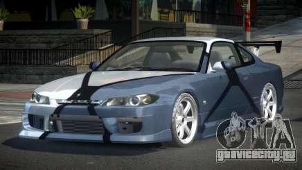Nissan Silvia S15 Qz L1 для GTA 4