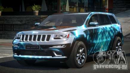 Jeep Grand Cherokee SP S4 для GTA 4