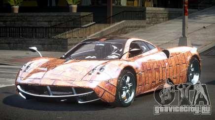 Pagani Huayra SP U-Style S9 для GTA 4