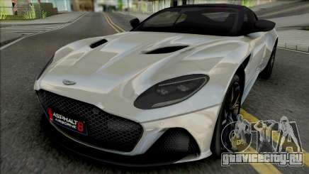 Aston Martin DBS Superleggera (Asphalt 8) для GTA San Andreas