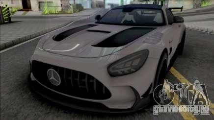 Mercedes-AMG GT Black Series для GTA San Andreas