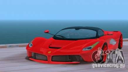 Ferrari LaFerrari 2014 (Turismo) для GTA San Andreas