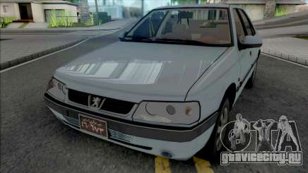 Peugeot 405 SLX [IVF] для GTA San Andreas