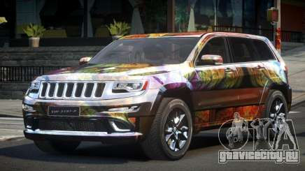 Jeep Grand Cherokee SP S10 для GTA 4