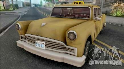 Cabbie Beater для GTA San Andreas