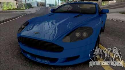 Aston Martin DB9 Coupe для GTA San Andreas