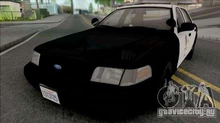 Ford Crown Victoria 1999 CVPI LAPD GND для GTA San Andreas