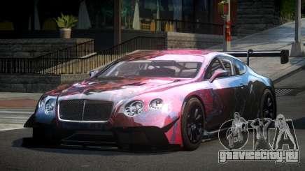 Bentley Continental SP S6 для GTA 4