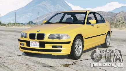 BMW 328i sedan (E46) 2000 для GTA 5