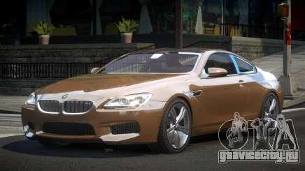 BMW M6 F13 U-Style для GTA 4