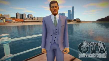 Shintaro Kazama - Yakuza Kiwami для GTA San Andreas