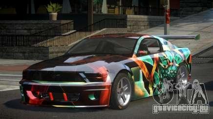Ford Mustang GS-U S3 для GTA 4