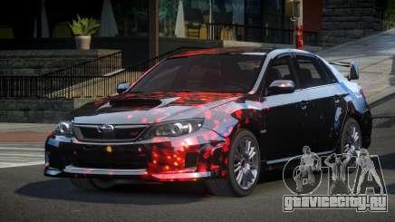 Subaru Impreza GST-R S1 для GTA 4