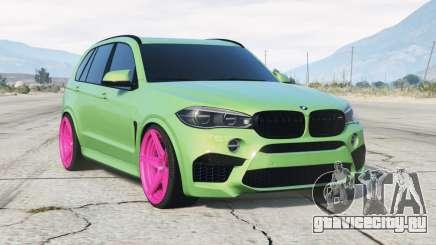 BMW X5 M (F85) 2015〡add-on для GTA 5