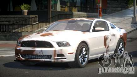 Ford Mustang GST-U S7 для GTA 4