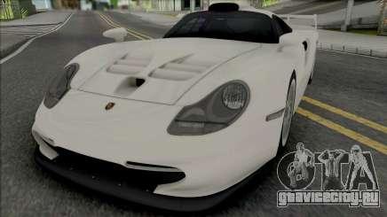 Porsche 911 GT1 Straßenversion 1998 для GTA San Andreas