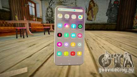 Samsung Galaxy s20 Ultra v1 для GTA San Andreas
