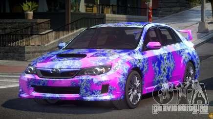 Subaru Impreza GST-R S3 для GTA 4