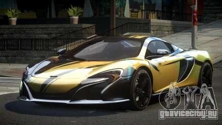 McLaren 650S BS S2 для GTA 4