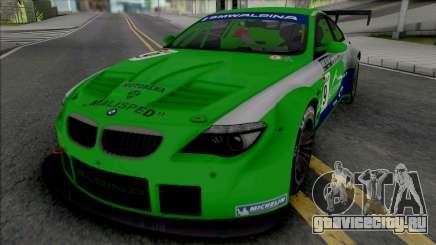Alpina B6 GT3 (NFS Shift 2) для GTA San Andreas
