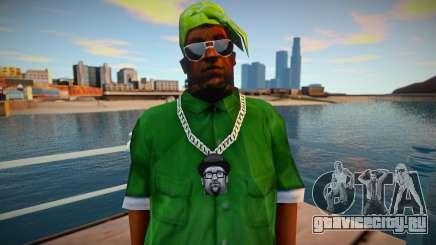 Big Smoke Nigga для GTA San Andreas