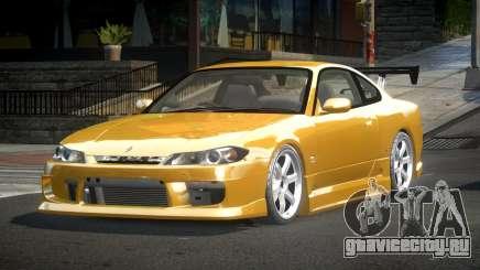 Nissan Silvia S15 Qz для GTA 4