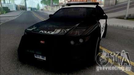 Vapid Torrence Police Las Venturas v2 для GTA San Andreas
