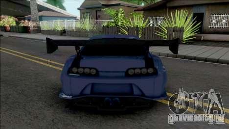 Toyota Supra Tuning (CSR 2) для GTA San Andreas