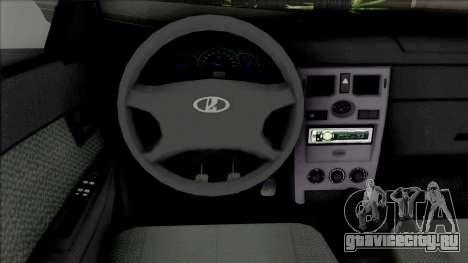 ВАЗ-2170 ОР ДПС ГИБДД для GTA San Andreas
