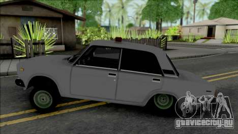 ВАЗ 2107 Yetim Style Miqalka для GTA San Andreas