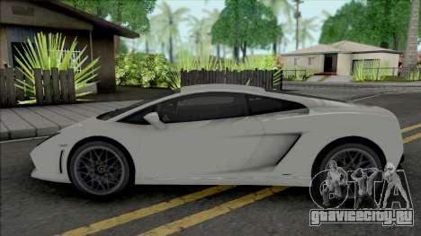 Lamborghini Gallardo LP560-4 2008 для GTA San Andreas