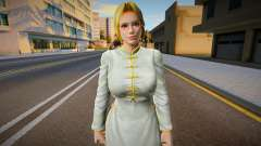 Dead Or Alive 5 - Helena Douglas (Costume 5) 5 для GTA San Andreas