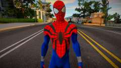 The Amazing Spider-Man 2 v4 для GTA San Andreas