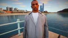 CJ Mechanic Ped Model для GTA San Andreas