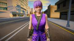 Dead Or Alive 5 - Ayane (Costume 2) 5 для GTA San Andreas