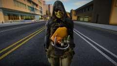 Higgs2 from Death Stranding для GTA San Andreas